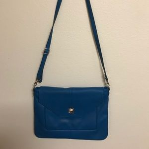 blue Jewell by Thirty-one crossbody